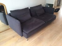 Ikea Soderhamn sofa - three seater. Excellent condition