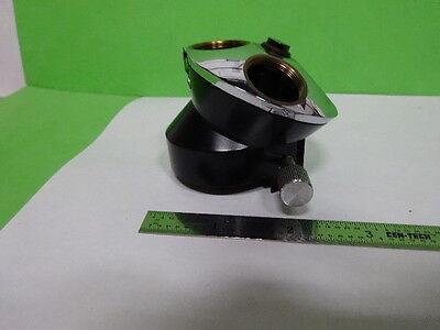 Microscope Part Vintage Ortholux Ernst Leitz Germany Nosepiece As Is Af-e-56
