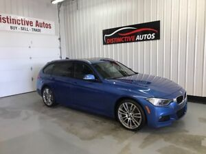 2014 BMW 328i xDrive Sports Wagon MSPORT/NAVI/PANO ROOF/MUST SEE