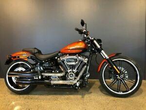 2019 Harley-Davidson FXBRS Breakout S (114) Campbelltown Campbelltown Area Preview