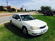 2000 Nissan Maxima A33 ST White Automatic Sedan Wangara Wanneroo Area Preview