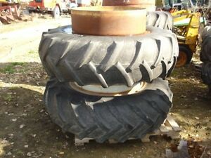 Armstrong Duals Tires and Rims