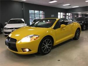 2011 Mitsubishi Eclipse*SPYDER*BACK-UP CAM*NO ACCIDENTS*
