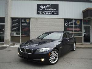 2011 BMW 5 Series 535i xDrive **CERTIFIED**NAV**CAM**