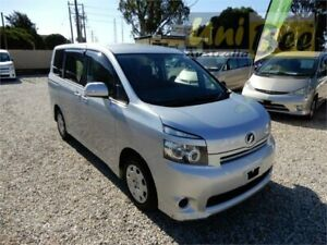 2009 Toyota Voxy ZRR70 Welcab Silver Constant Variable Wagon Moorabbin Kingston Area Preview