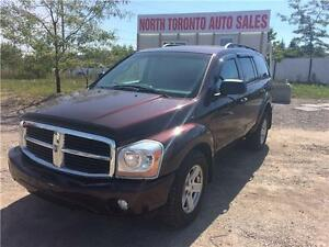 2004 DODGE DURANGO SLT - LEATHER - 4X4 - POWER OPTIONS