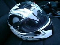 New Helmet, L52 Make, Never been worn, with Bag, Large size, £30