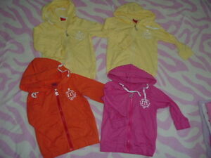 3T Girl's --- Brand NEW Summber Sun-block hoodie (100% cotton)