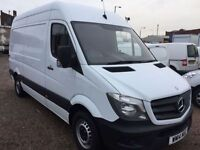 MERCEDES-BENZ SPRINTER 2.1 313 CDI MWB 1d 129 BHP FULL HISTORY/ WARRANTED (white) 2014
