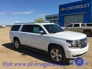 Brand New 2016 Suburban LOADED w/DVD Sunroof, Leather, Nav, Etc