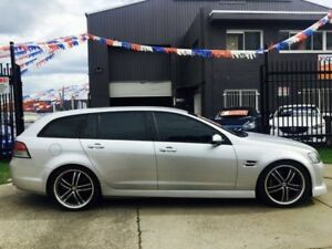 2008 Holden Commodore VE MY09.5 SS-V 6 Speed Automatic Sportswagon