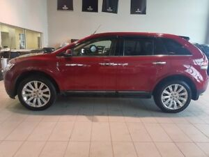 2013 Lincoln MKX Base - Heat+A/C Leather Seats, Heated Wheel, Su