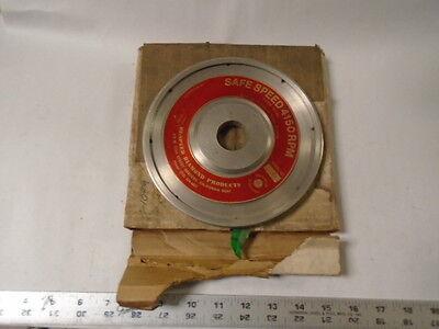 Machinist Tools Lathe Mill Machinist 4150 Rpm Diamond Grinding Wheel 7