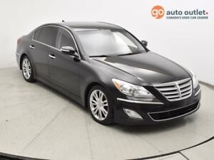 2013 Hyundai Genesis 3.8 Technology Rear-wheel Drive