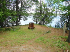 two properties on Sand Lake