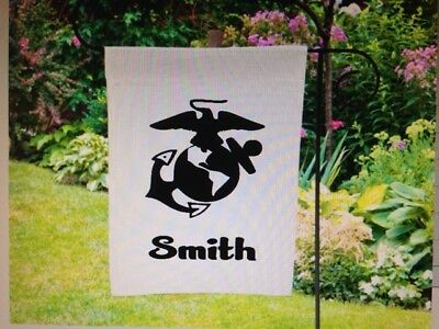 Personalized Garden Flag, Military, Outdoors, Mailbox Decals, Custom orders etc ()