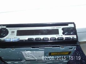 Kenwood KDC-3027A-CD/Stereo Receiver - VGC