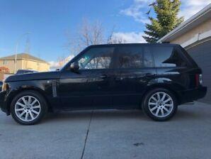 2012 LAND ROVER RANGE ROVER SUPERCHARGED AWD