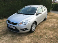 2009/59 Ford Focus 1.6 TDCi - 5dr - Silver - MOT 01/2019