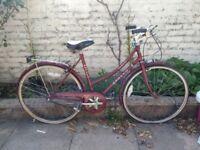 Vintage Apollo 3 speed bike