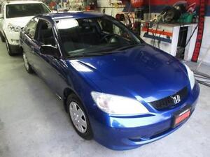 2004 Honda Civic Cpe SE