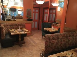 Restaurant business for sale--fully equipped