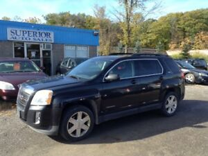 2010 GMC Terrain AWD SLE-2 Fully Certified! Carproof Verified!