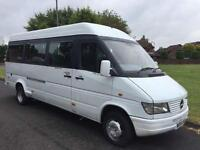 Mercedes-Benz 410D 17 Seater Minibus Twin Wheeler Ideal Export