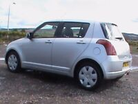 SUZUKI SWIFT 1.3 GL 5 DR SILVER 1 YRS MOT CLICK ON VIDEO LINK TO SEE CAR IN GREATER DETAIL