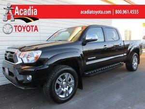 2013 Toyota Tacoma Double Cab Limited