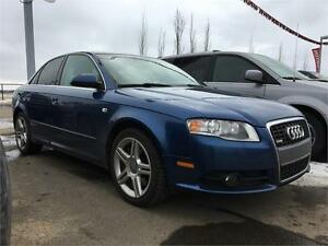 2008 AUDI A4 QUATTRO LADY DRIVEN, ONE ONWER IN GREAT CONFITION!!
