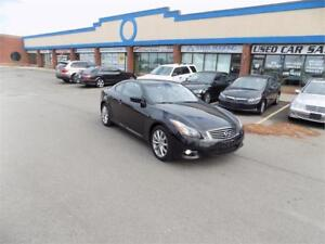 2011 INFINITI G37X Coupe Sport NAV AND BACK UP CAM