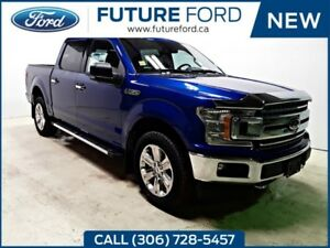 2018 Ford F-150 XLT-3.5 ECOBOOST-FX4-ETR PACKAGE WITH NAVIGATION