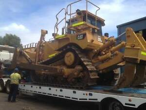 Hire Caterpillar D9N D8T D7H D7R Dozer , Excavator , Loader Davenport Bunbury Area Preview