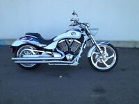 2007 Victory Vegas Jackpot, Low Miles With Extreme Graphics