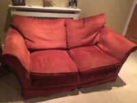 4 seater and 2 seater sofas for sale