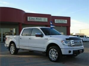 2013 Ford F-150 Platinum Super Crew 4X4