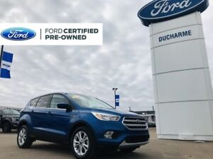 2017 Ford Escape SE, FWD, Heated Seats, $148 Bi-Weekly!