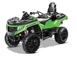2017 Arctic Cat Alterra 700 TRV ONLY $46 p/w ONLY @ M.A.R.S.