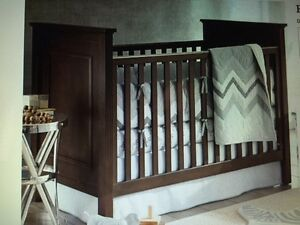 Filmore Convertible Crib by Pottery Barn,GreenGuard Certified