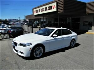2014 BMW 5 Series 528 XDRIVE - M PACKAGE