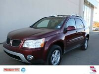 2009 Pontiac Torrent V6 - AWD, Loaded, Alloy Wheels