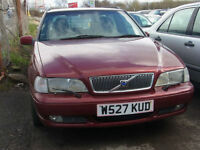 Volvo V70 2.4 Classic Estate PX Swap Anything considered