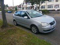 VOLKSWAGEN POLO 1.4 TDI £30 A YEAR ROAD TAX 55+MPG 1 YEAR MOT DRIVES GREAT BARGAIN £1895