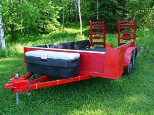 NEW REDUCED PRICE - Heavy Duty Trailer