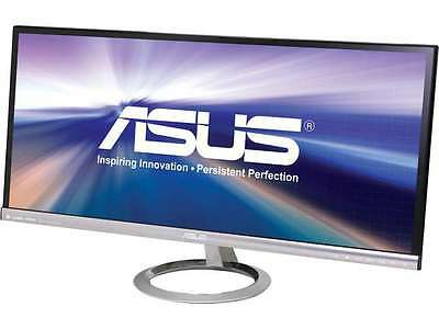 "شاشة ليد جديد ASUS Designo Series MX299Q 29"" 5ms (GTG) HDMI Widescreen LED Backlight Cinematic"
