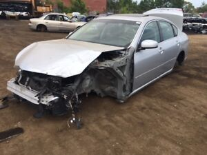 2006 Infinity M35 just in for parts at Pic N Save!