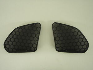 Goldwing GL1800 OEM Front Speaker Covers 2001-2005 (H64242 + H64246-MCA-000)