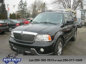 2004 Lincoln Navigator Luxury 4x4 7 PSG-COOLED SEATS-DVD-NAV+++