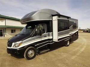 2018 Winnebago Navion 24V - Rear Twin Beds - Mercedes Diesel!